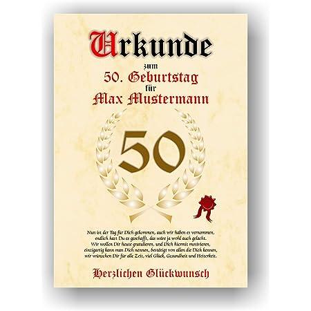 Spruch 50 frau Geburtstag 50