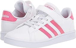 Footwear White/Real Pink/Footwear White