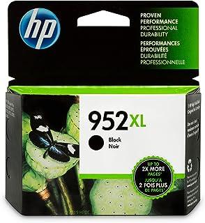 HP 952XL Black Ink Cartridge (F6U19AN)