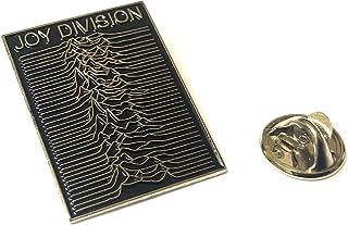 Joy Division Unknown Pleasures Anstecknadel – britisches Unternehmen