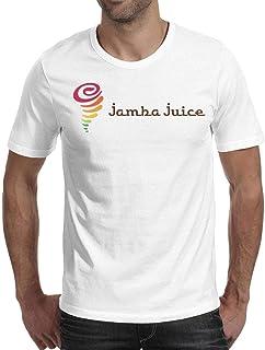 Ruslin Short-Sleeve Cotton Jamba Juice T-Shirt for Men