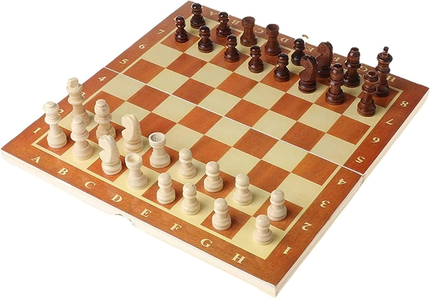MTCWD Magnetic Gorgeous Foldable Ranking TOP4 Chess Board Travel