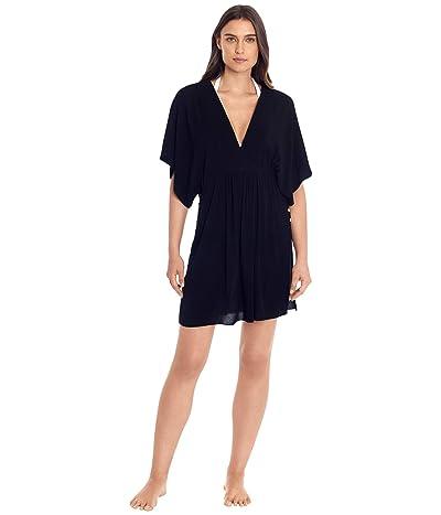LAUREN Ralph Lauren Crinkle Rayon Dress