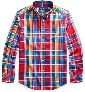 Polo Ralph Lauren - Camisa Fall I Red MU-LS BD-TP-SHT-Camisa para ...