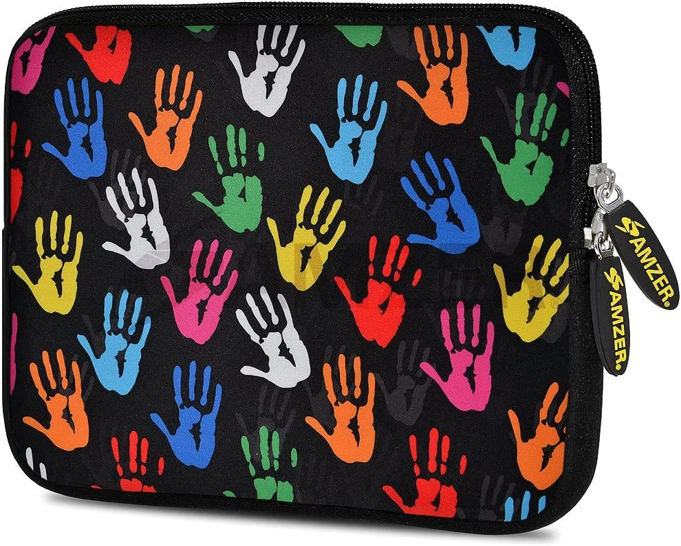 Ranking TOP5 Amzer Limited price sale 10.5-Inch Designer Neoprene Sleeve for Case Pouch Tablet