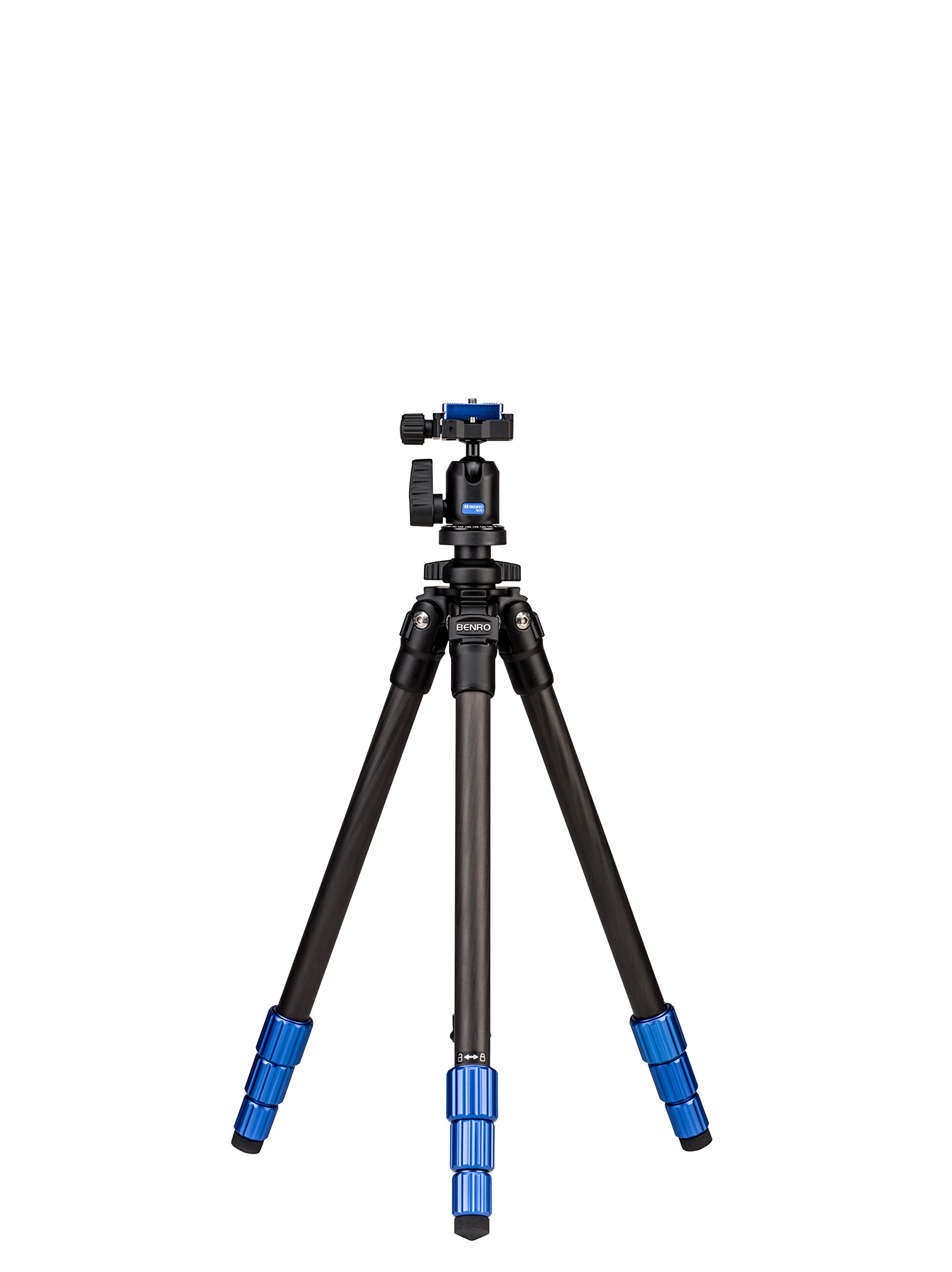 A373T Benro Single Tube 75mm Bowl AL Tripod