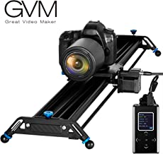 glidetrack mobislyder portable camera slider