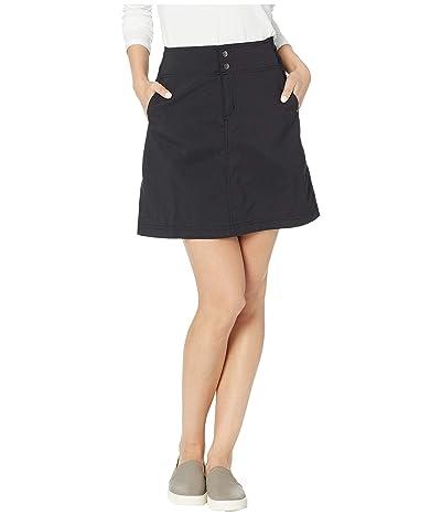 Royal Robbins Jammer Skirt (Jet Black) Women