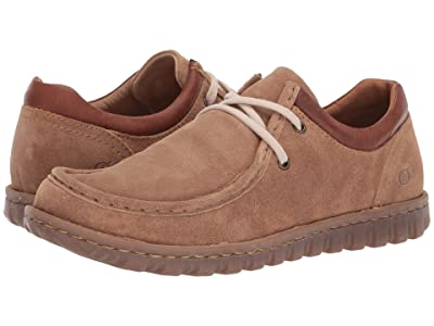 Born Gunnison (Natural Suede) Men