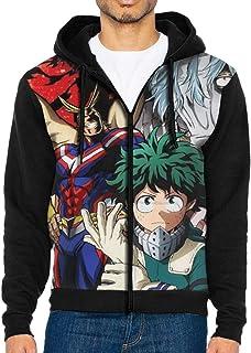 Pathfinder-Hero Mens Jacket Printed Hoodie Sweatshirt Full Zip Casual Hat Pocket Pullover Sweater