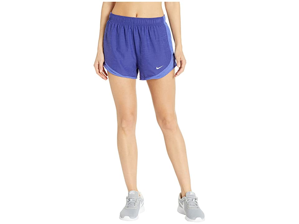 Nike Dry Tempo Short (Regency Purple/Rush Violet/Wolf Grey) Women