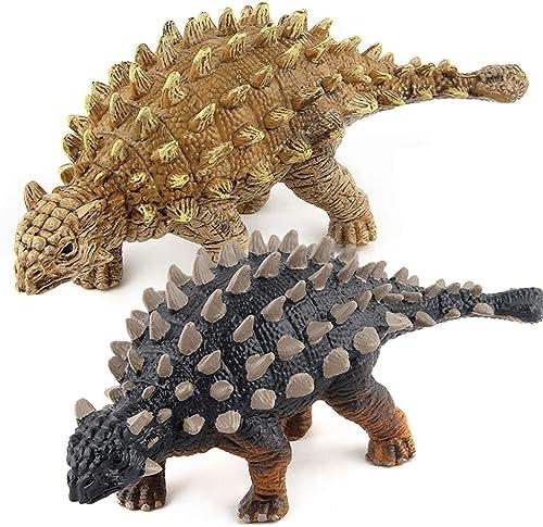 calidad oficial QRFDIAN Estatua de Ankylosaurus, carácter de Ankylosaurus Ankylosaurus Ankylosaurus de Goma Suave, Mundo de Mapa de acción de Dinosaurio mesozoico, Dinosaurio simulaño Personaje estático de Niño y niña Regaños - Juguetes  Venta en línea precio bajo descuento