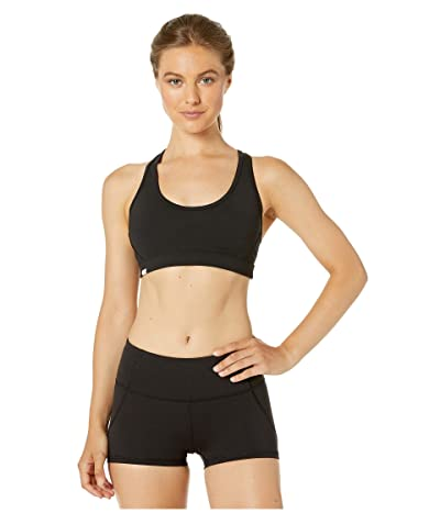 Bloch Sports Bra with Racer Back (Black) Women