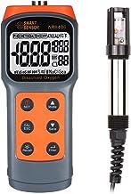 Romacci Detector digital de oxigênio dissolvido Medidor de oxigênio dissolvido Testador de DO portátil Testador de qualida...