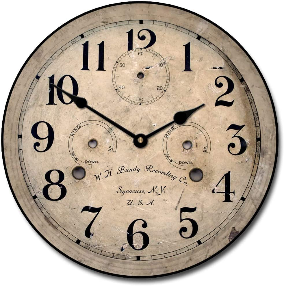 Bundy Wall Clock Available in Dallas Mall 8 Next The Sizes Most Ranking TOP16 Ship