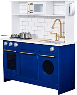 Best navy vintage play kitchen Reviews