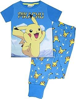 vanilla underground Pokemon Pikachu Kid's Long Pyjamas