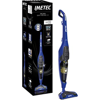 Imetec Piuma Extreme++ SC3-100 Aspirador con Tecnología Ciclónica sin Bolsa, Regulación Electrónica de la Potencia, Ligera 4 kg, Cepillo Multisuperfície y Parquet: Amazon.es: Hogar