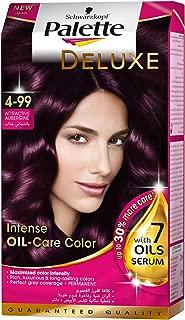 Schwarzkopf Palette Deluxe Oil Care Color 4-99 Attractive Aubergine