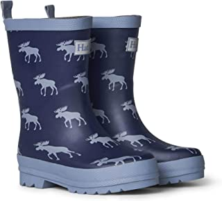 Hatley Printed Wellington Rain Boots, Botas de Agua para Ni