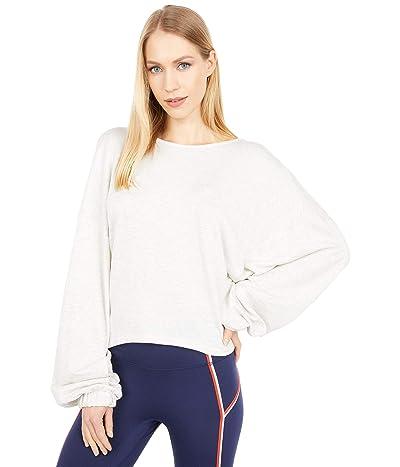 FP Movement Good To Go Sweatshirt (White Heather) Women