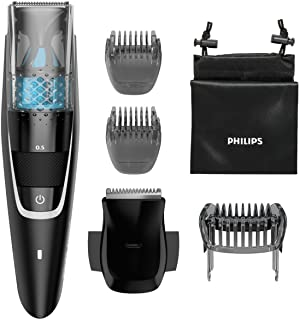 Philips Norelco Beard trimmer Series 7200 with Vacuum, BT7225/49 - DISCONTINUED