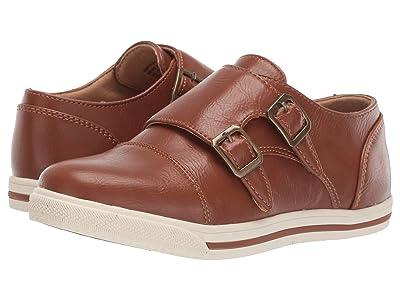 Steve Madden Kids BBryann (Toddler/Little Kid/Big Kid) (Cognac) Boys Shoes