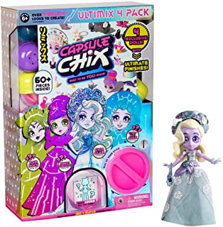 Capsule Chix 59204 Ultimix Pack Fashion Collectible Dolls