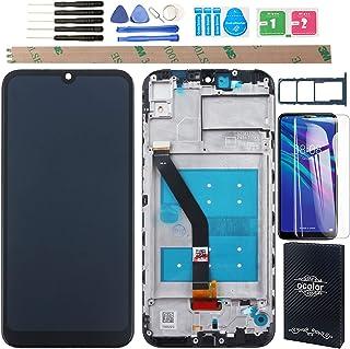 YHX-OU Pantalla LCD de repuesto para Huawei Honor 8A Honor Play de 6,09 pulgadas (6,09 pulgadas) con herramientas incluida...