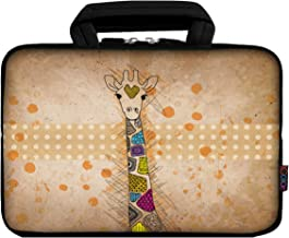 Laptop Bag Tropical Summer Pattern 15-15.4 Inch Laptop Case Briefcase Messenger Shoulder Bag for Men Women College Students Business People Office
