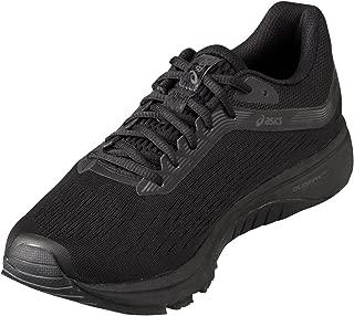 ASICS 1011A042 Men's GT-1000 7 Running Shoe, Black/Phantom - 9 D(M) US
