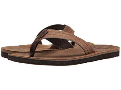 Reef Voyage LE (Dark Brown) Men