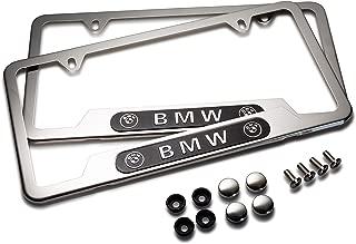 Best bmw m5 license plate frame Reviews