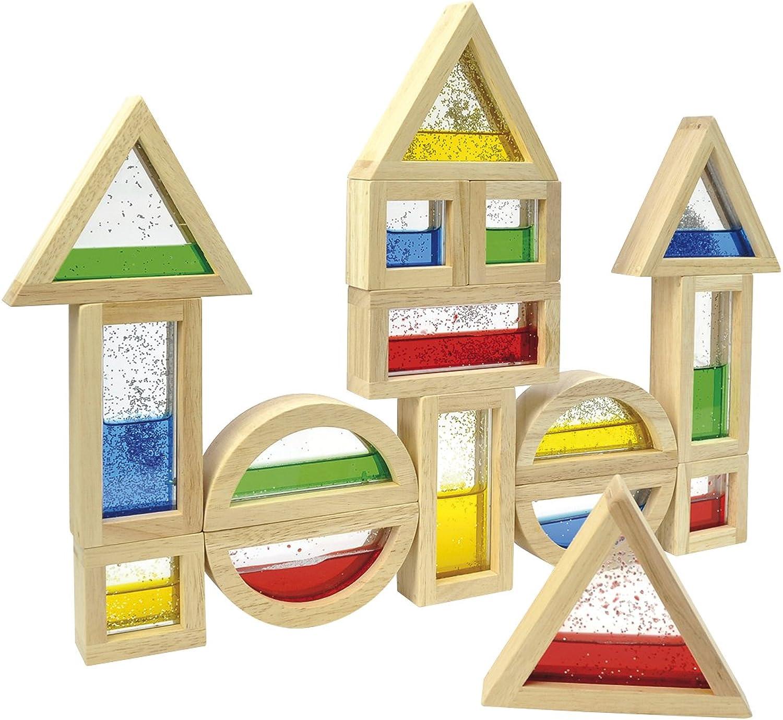 EDUPLAY 120159 Blocks mit Glitter
