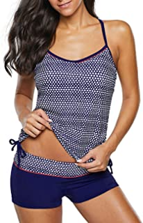 racerback tankini swimsuits