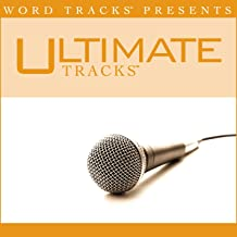 More Than Amazing (as made popular by Lincoln Brewster) [Performance Track]