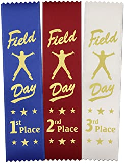 cheap field day ribbons