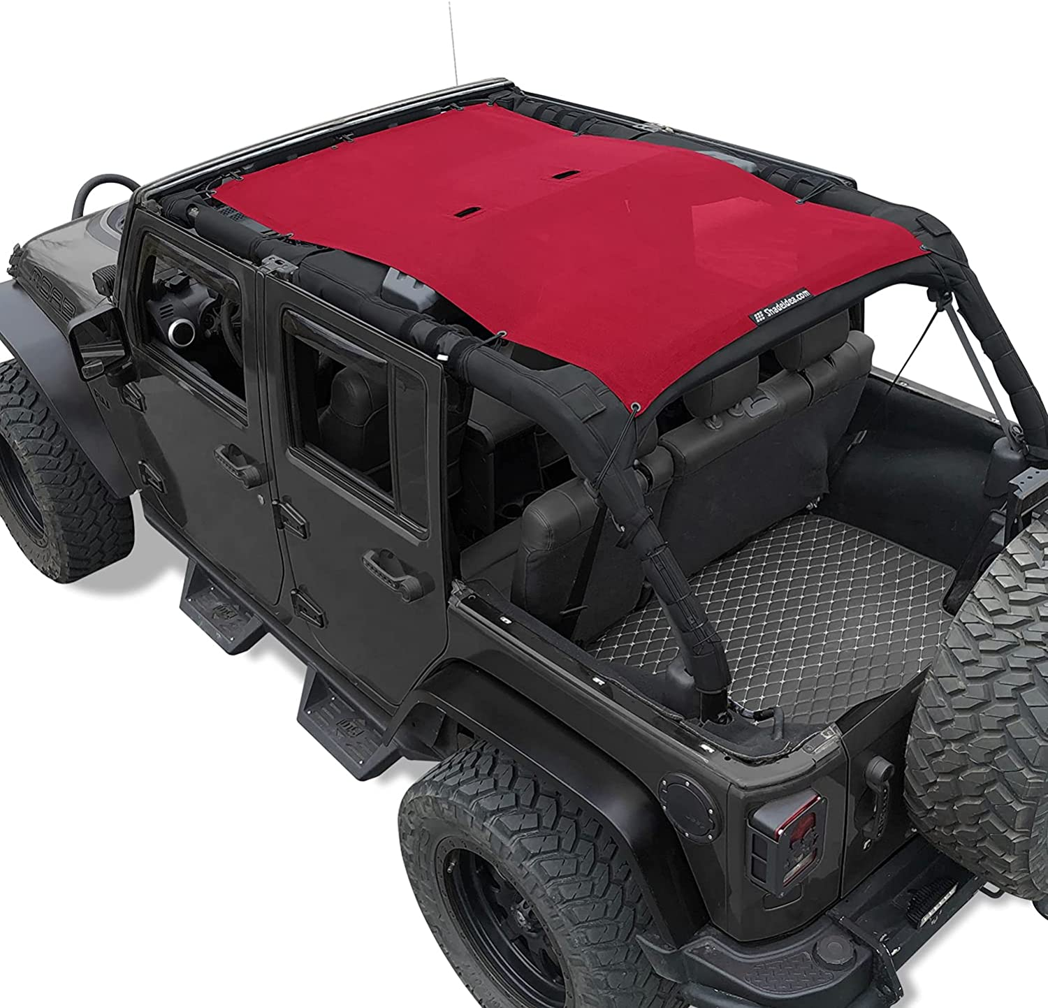 Shadeidea Sun Shade Cheap mail order specialty store for Jeep 2007-2018 Wrangler 4 JK Unlimited Max 60% OFF