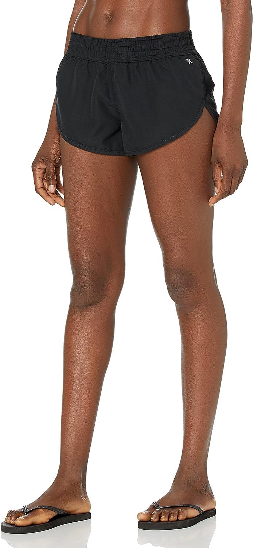 Hurely Women's Standard Max 84% OFF Bottom Max 46% OFF Boardshort