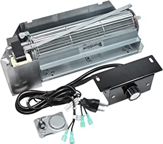 Durablow MFB002-C FBK-250 Replacement Fireplace Blower Fan Kit for Lennox, Superior, Rotom HB-RB250