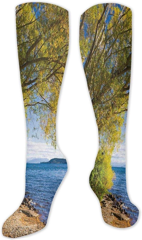 Compression Superlatite Socks Choice for WomenMen Knee Sock Size(50C One High