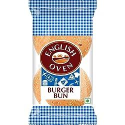 English Oven Burger Bun, 100 g