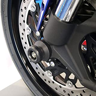 Shogun Yamaha R6 YZF-R6 2005-2016 R1 YZF R1 2004-2014 Front Axle Sliders - 702-6349 - MADE IN THE USA
