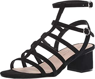 Best low heel caged sandals Reviews