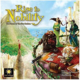 Rise to Nobility Game