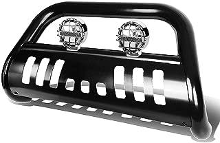 ORYX B3004LM Matte Black Carbon Steel Bull Bar Fits Ford F150 2004-2017
