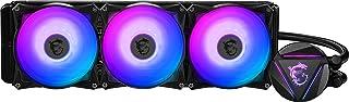 MSI MAG CORELIQUID 360R - Refrigeración Líquida AIO CPU, Radiador de 360, Bomba en el Radiador, 3 x 120 mm Ventiladores AR...