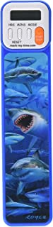 Mark-My-Time 3D Shark Digital Bookmark and Reading Timer