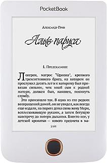Pocketbook Basic 3 lectore de e-book 8 GB Wifi Negro, Blanco - E-Reader (15,2 cm (6