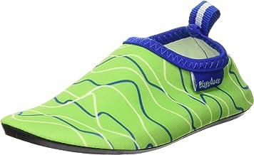 Playshoes Badeslipper Aqua-Schuhe Wellen uniseks-kind Badslippers aqua-schoenen golven.